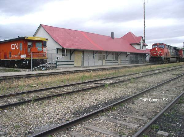 CNR Station Canora