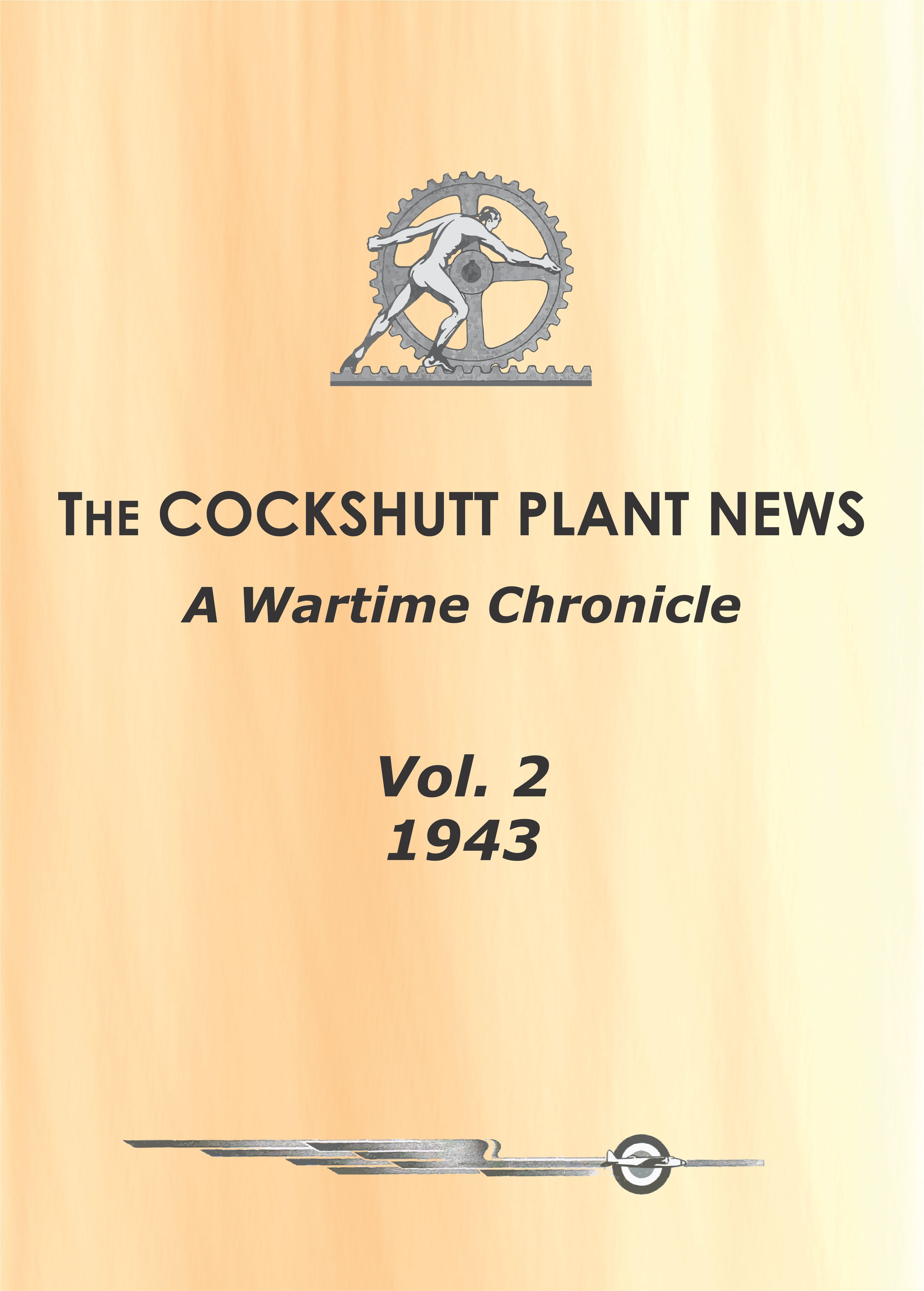 Cockshutt Plant News Vol 2 -1943
